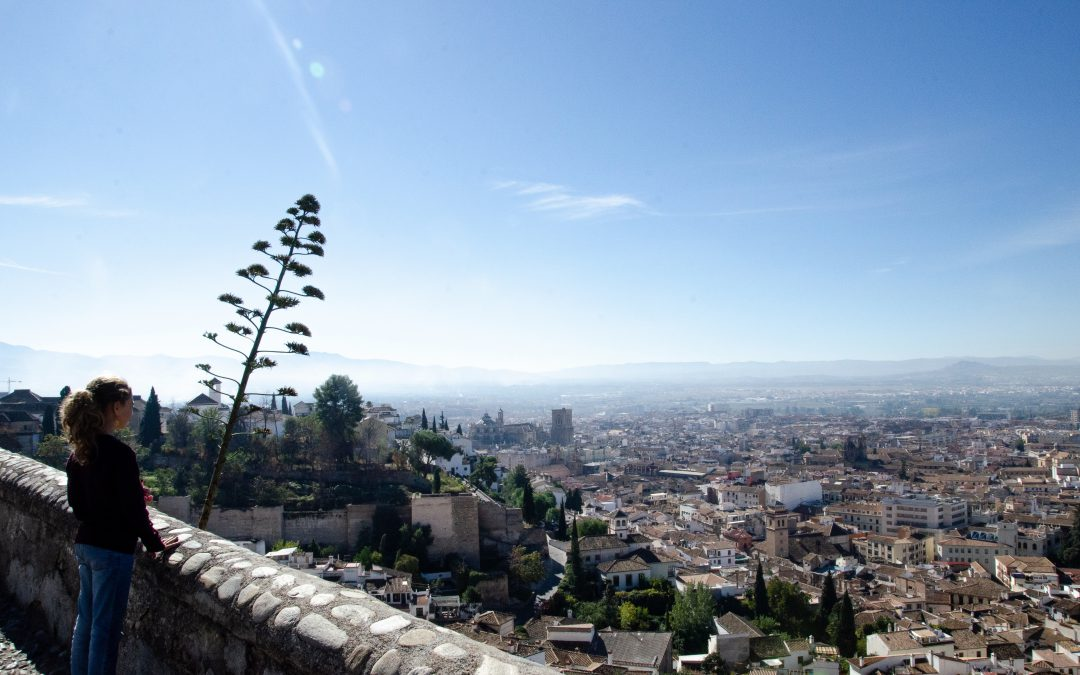 A week-end in Granada
