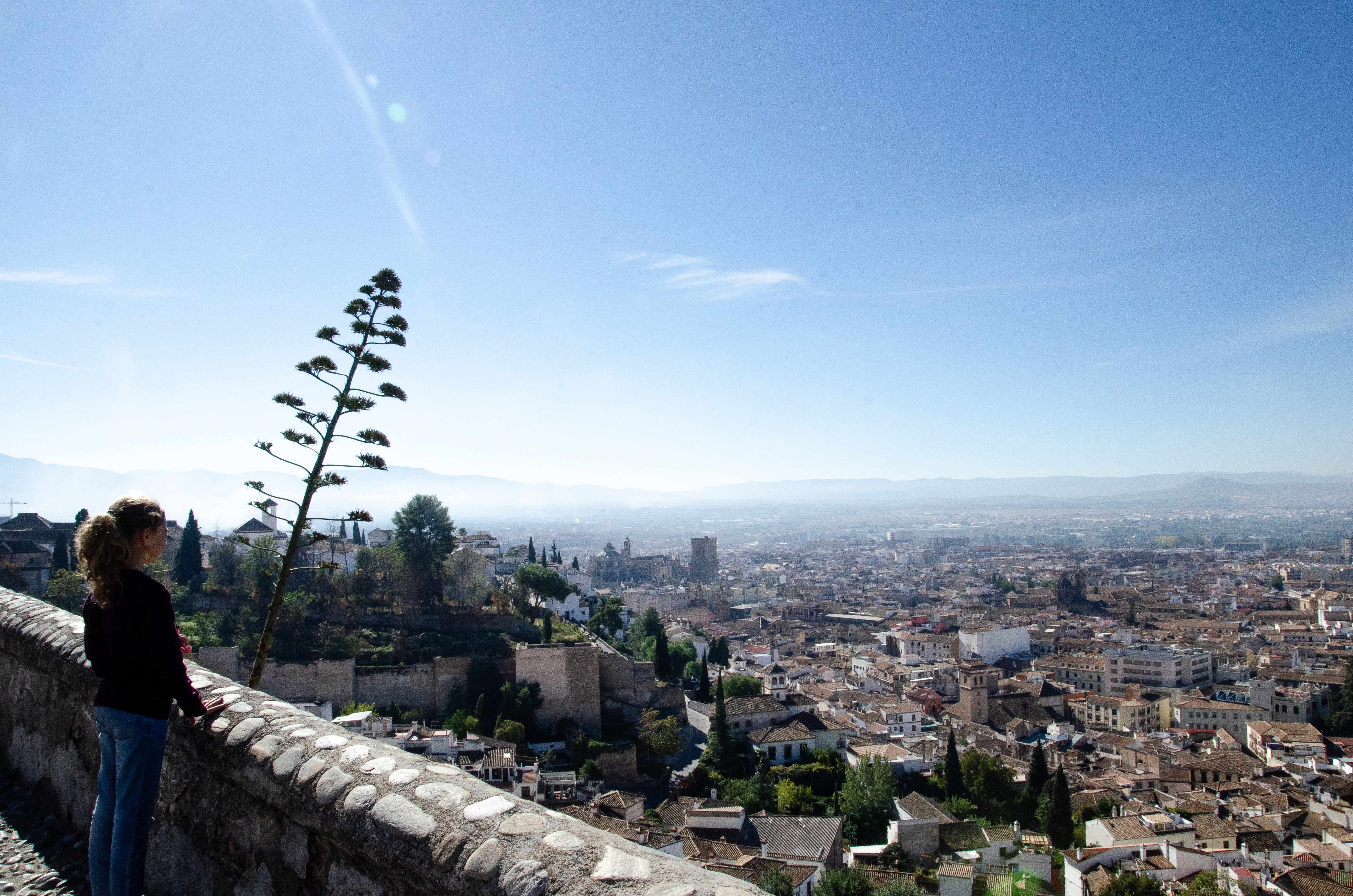 A week-end in Granada
