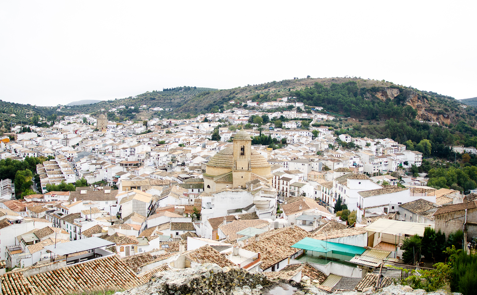 Montefrío – The Andalusian village with the famous view