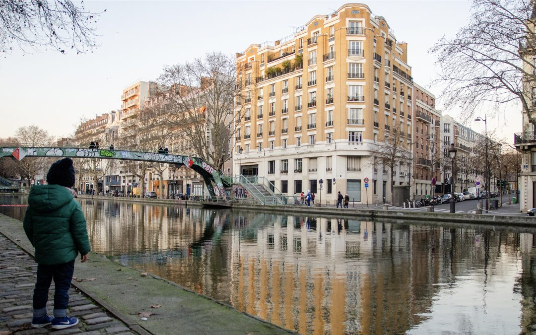 PARIS | Along the Canal Saint Martin