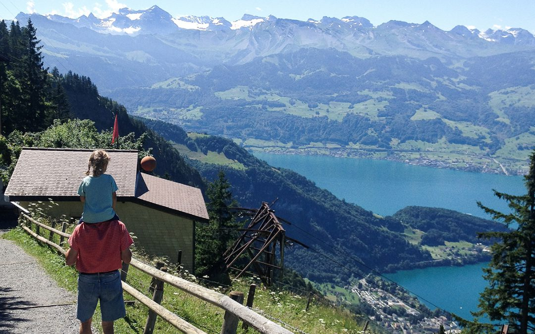 "Hiking on Rigi | the ""Queen of Mountains"""
