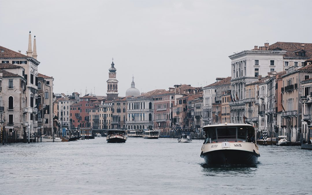 A FAMILY WEEKEND IN VENICE, ANYONE?