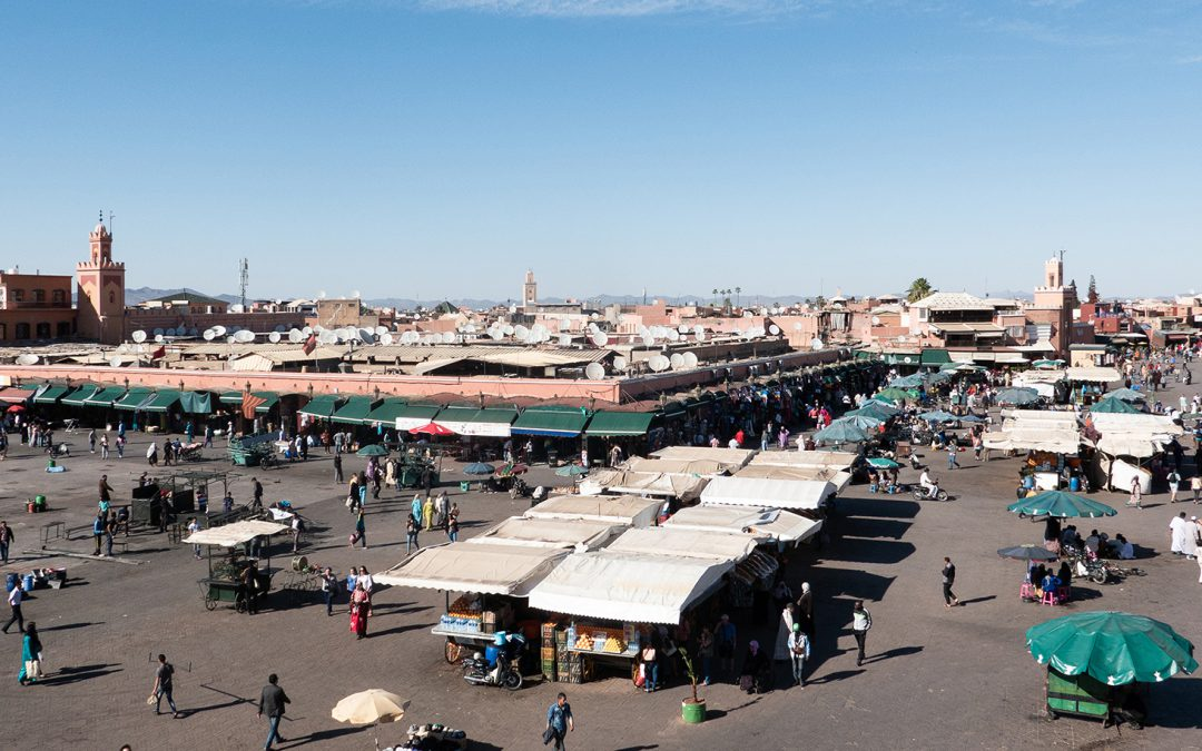Marrakesh | A city of alluring contrasts