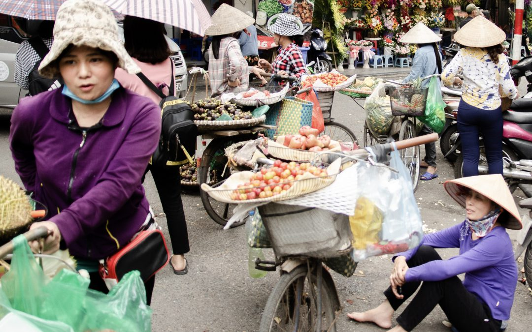 Hanoi | A chaotic uniquely wonderful city