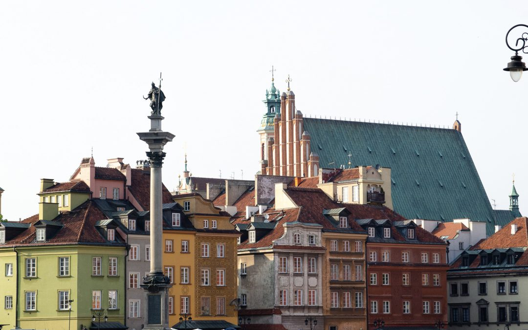 A TRAVEL GUIDE TO WARSAW | POLAND