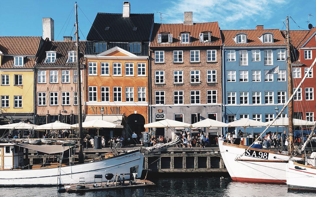 THE COPENHAGEN CITY GUIDE